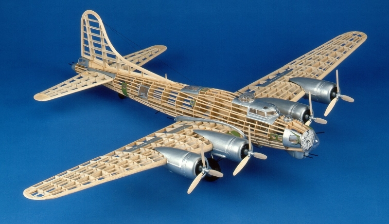 B-17G Flying Fortress 1:28 1149mm