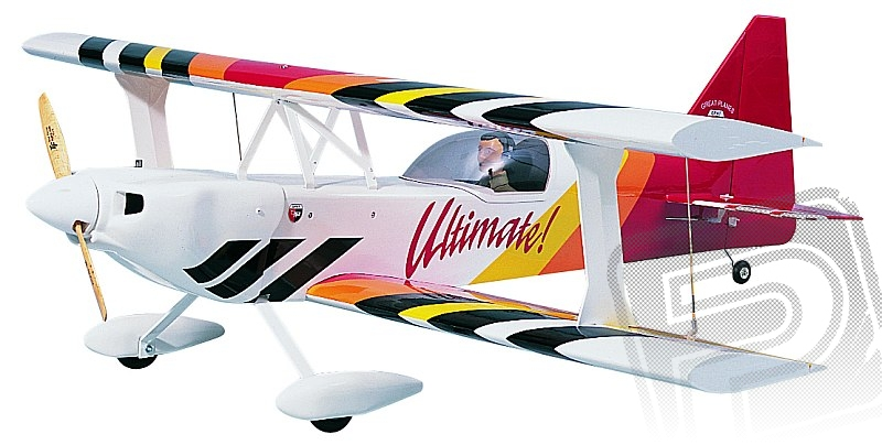 Ultimate biplane .40 kit 1092mm