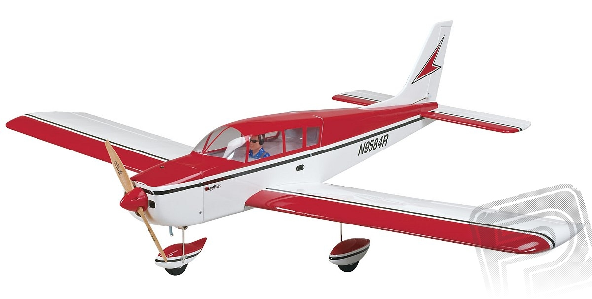 Piper Cherokee 40-56 1520mm ARF