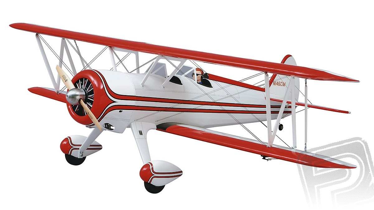 Super Stearman 120 1815mm ARF