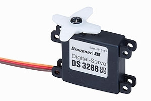 GRAUPNER - DS 3288 BB, MG servo