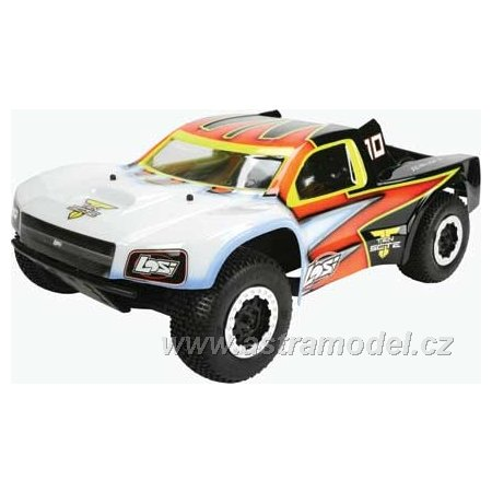 Losi TEN-SCTE 4WD Short Course Rolling Chassis ARR