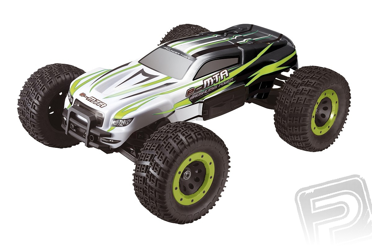 eMTA Monster Truck (zelený)