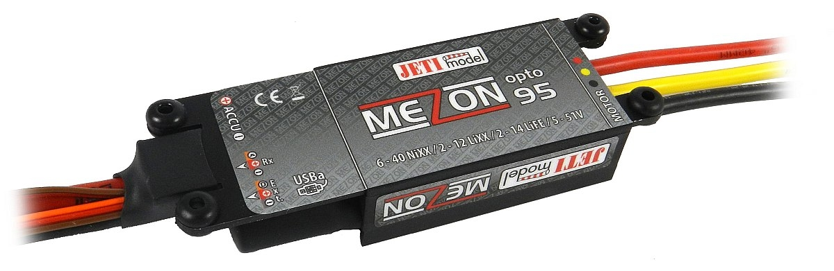 1RC4192  Jeti MEZON 95 opto