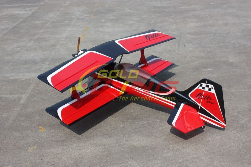 PITTS 30CCM ARF