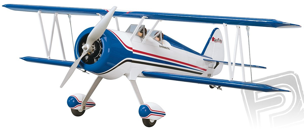 Super Stearman EP 915mm ARF