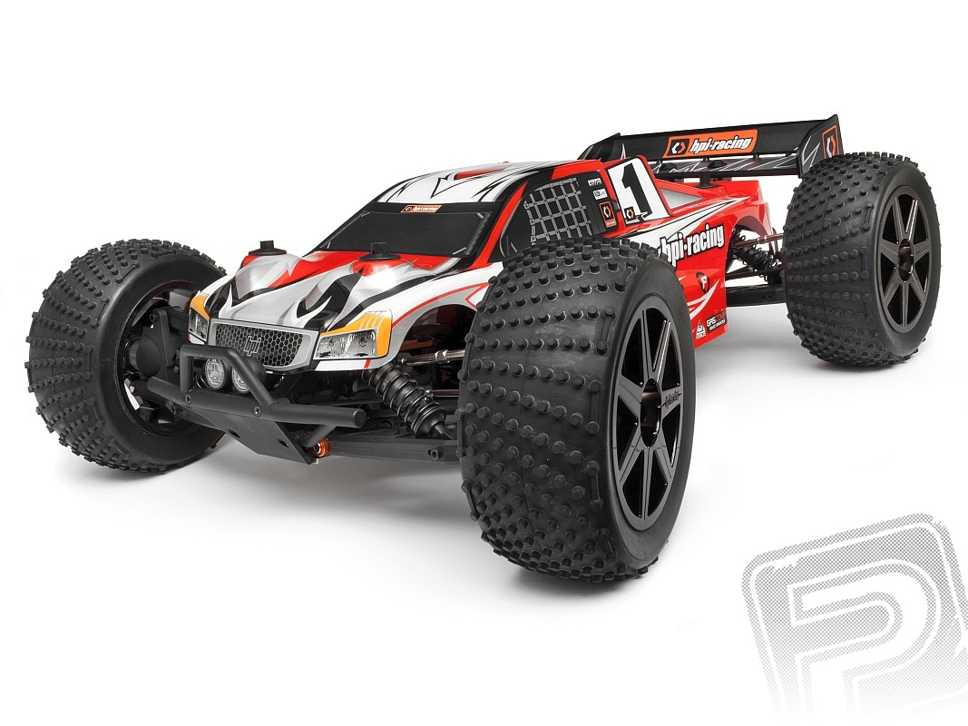 Trophy Truggy RTR FLUX s 2,4Ghz soupravou