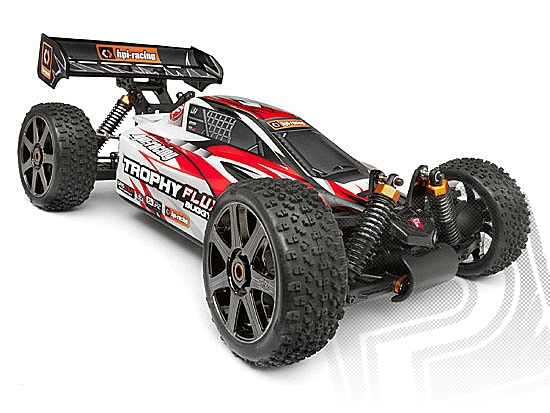 Trophy Buggy RTR FLUX s 2,4GHz soupravou