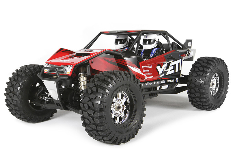 Yeti XL Monster Buggy 1/8 Scale Electric 4WD RTR