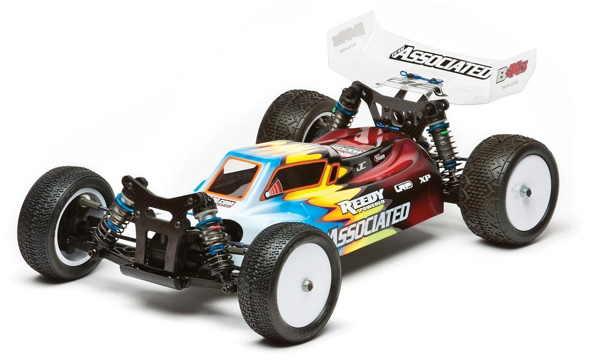 ASSOCIATED - B44.3 Factory Team Buggy