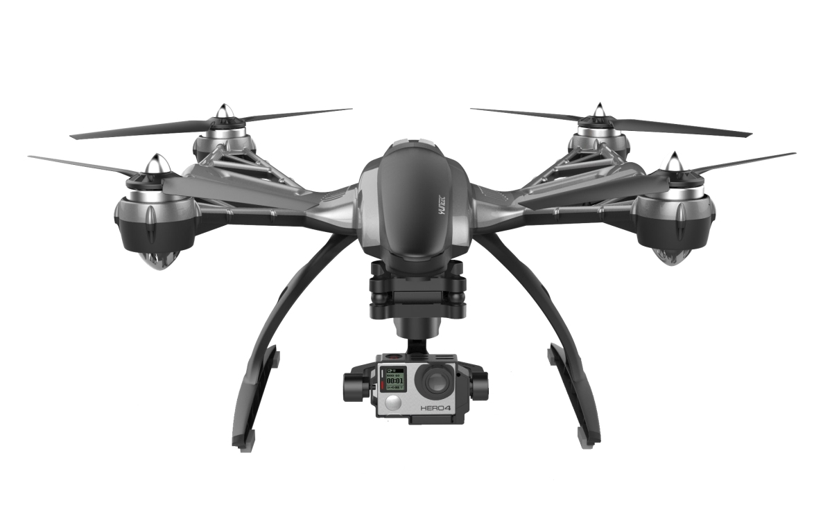 YUNEEC Q500 G TYPHOON s GB203 GoPro Gimbal RTF a CGO SteadyGrip