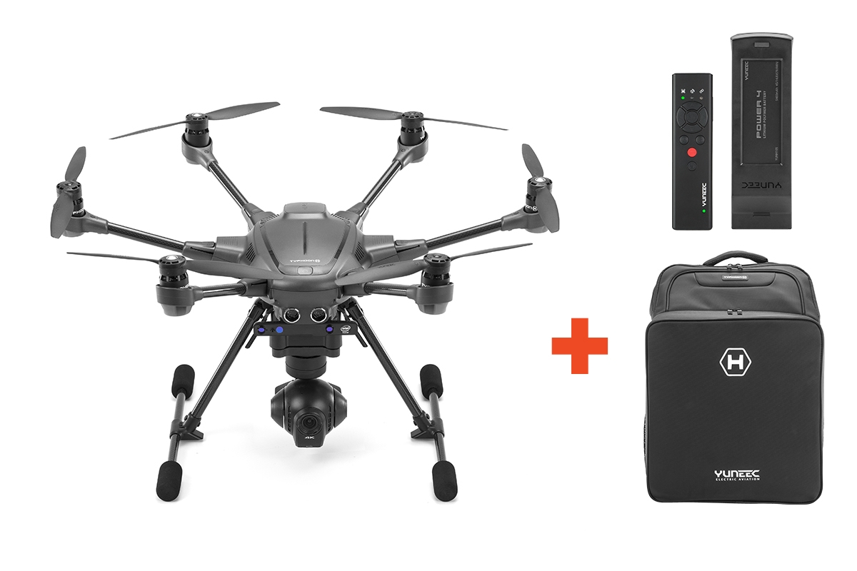 TYPHOON H PRO s Intel® RealSense™ Technology