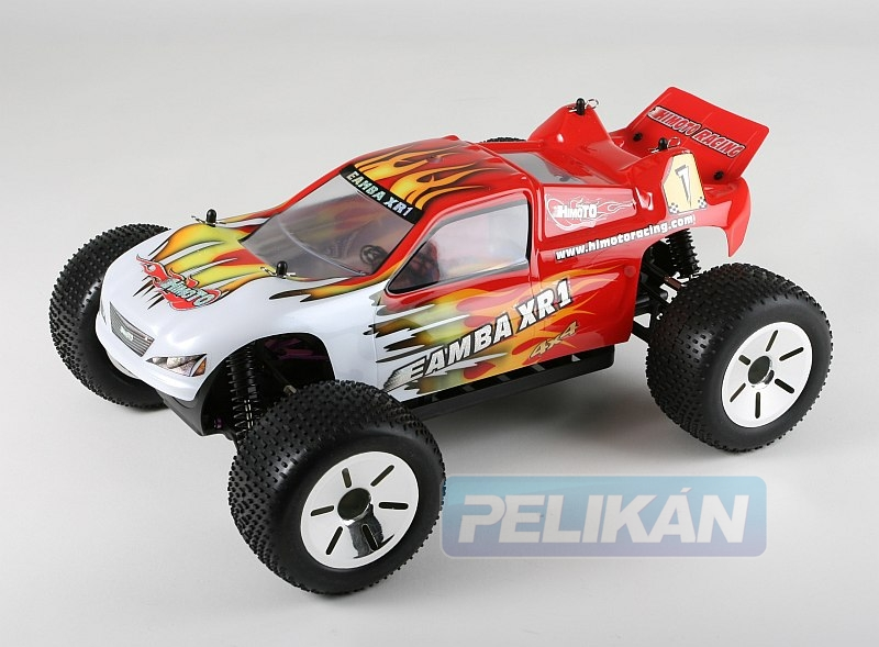 HiMOTO Truggy XR-1 1:10 elektro RTR set Brushless