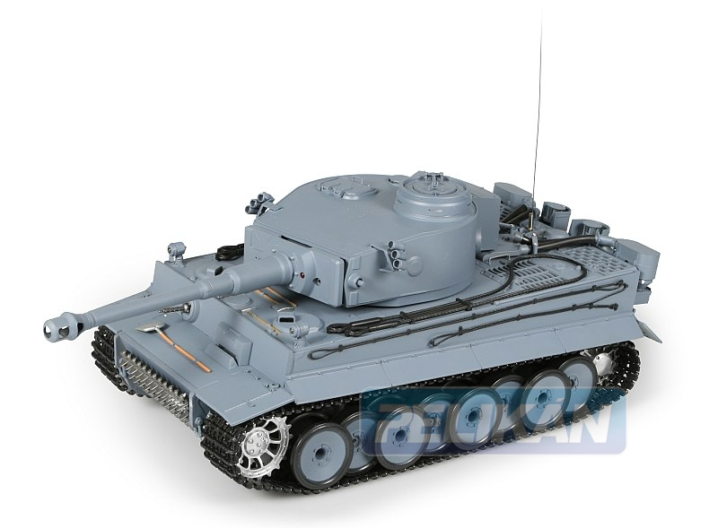RC tank 1:16 GERMAN TIGER kouř. a zvuk. efekty
