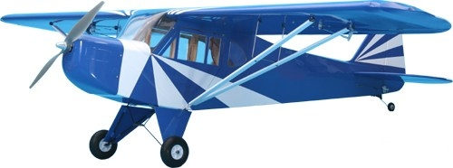 Clipped Wing Cub EP-(1660mm) CMP079