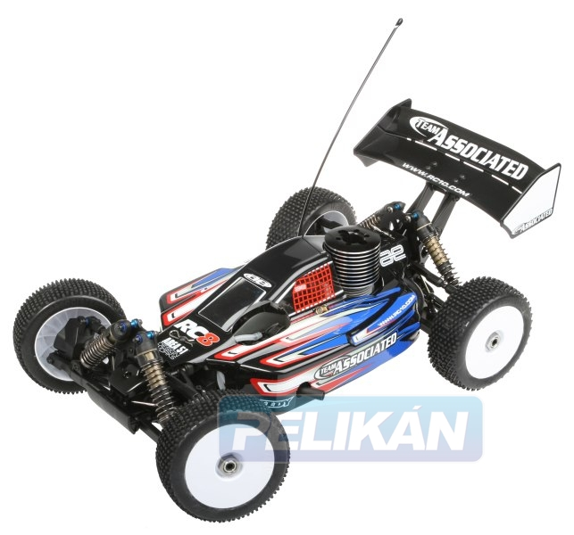 RC8 RS 1/8 buggy RTR set (80905-G)