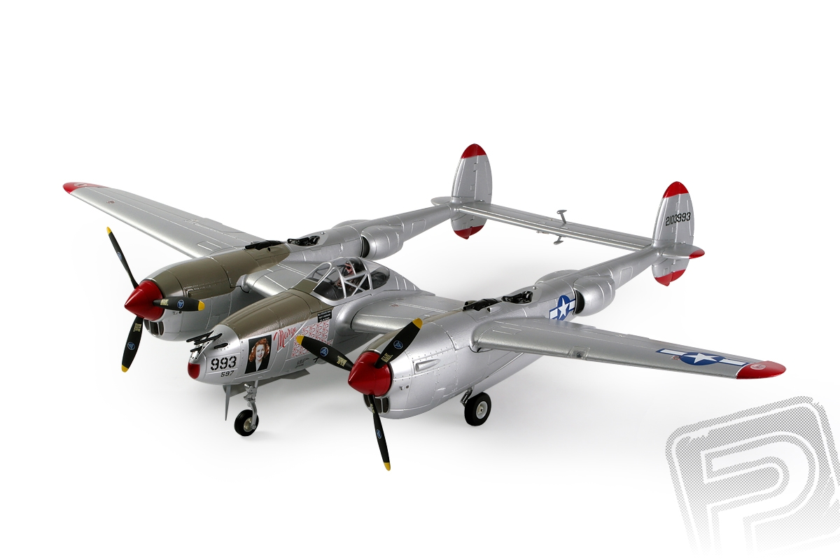P-38 Lightning EPP 1450mm ARF