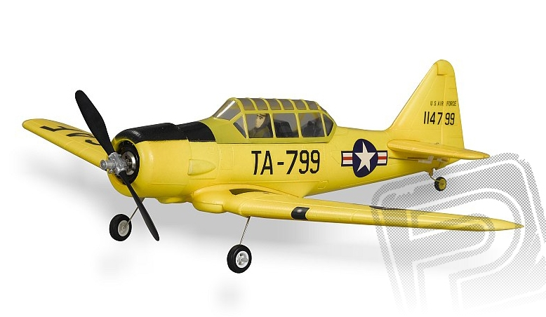 AT-6 Texan (Baby WB) 2,4GHz M1