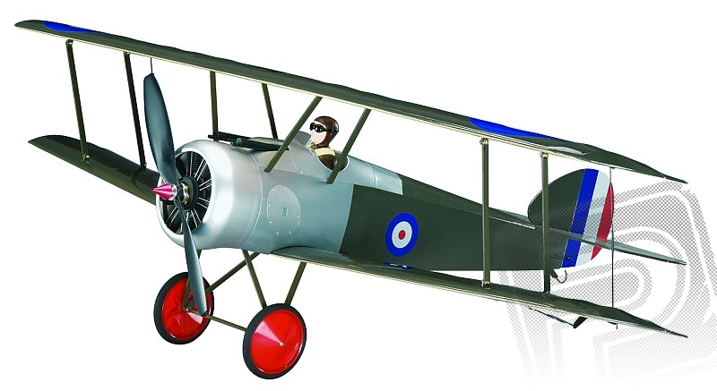 Sopwith Camel EP parkflyer ARF 900mm